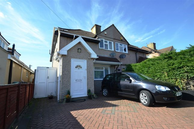 Thumbnail Semi-detached house for sale in Desford Way, Ashford