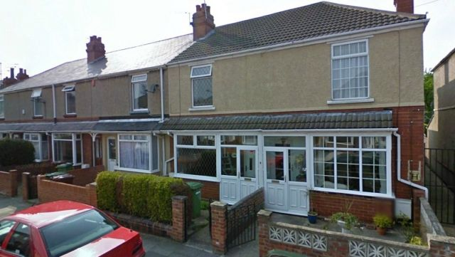 Thumbnail Terraced house to rent in Elm Avenue, Grimsby