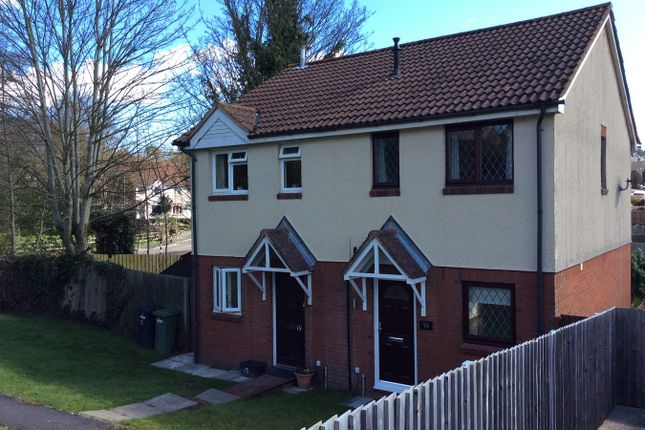 Thumbnail Semi-detached house to rent in Seaford Close, Bursledon, Southampton