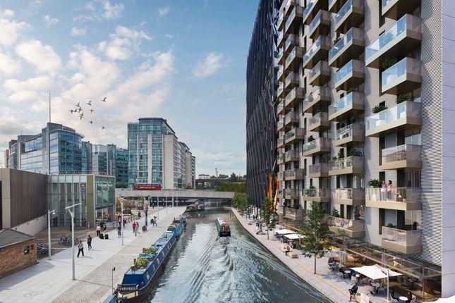 Flat for sale in 3 Canalside Walk, London