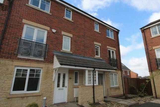 Thumbnail Terraced house for sale in Trident Drive, Blyth