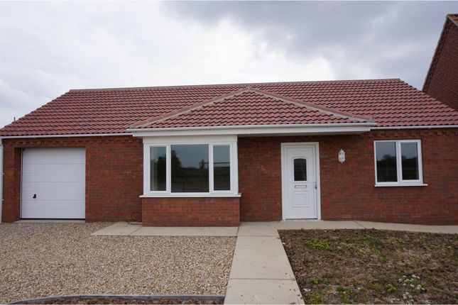 Thumbnail Detached bungalow for sale in Main Road, Wrangle Near Boston