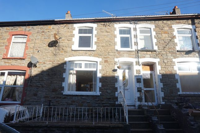 Thumbnail Terraced house for sale in Jubilee Road, New Tredegar