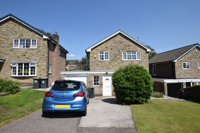 Thumbnail Detached house for sale in Meadowfield, Whaley Bridge, High Peak