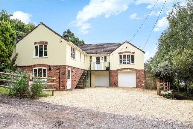 Thumbnail Detached house for sale in Giddy Lake, Wimborne Minster, Dorset