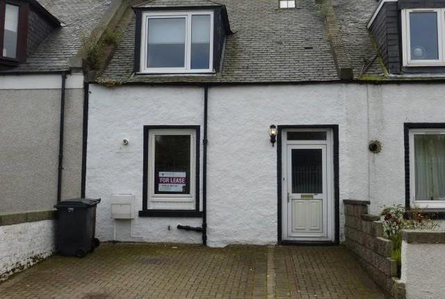 Thumbnail Terraced house to rent in Abbey Road, Aberdeen