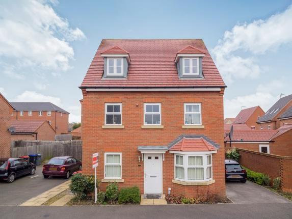 Thumbnail Detached house for sale in Boxtree Avenue, Hucknall, Nottingham, Nottinghamshire