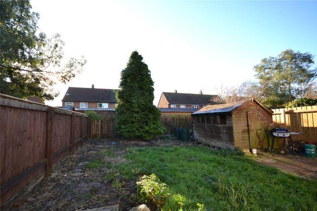 Rear Garden of Bothwell Grove, Greatfield, Hull HU9