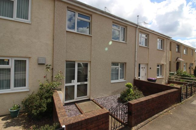 Thumbnail Terraced house to rent in St Arvans Road, Cwmbran, Torfaen