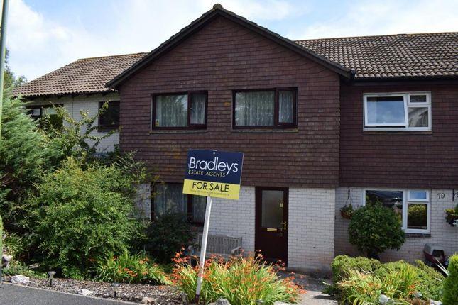 Thumbnail Terraced house for sale in Berry Drive, Paignton, Devon