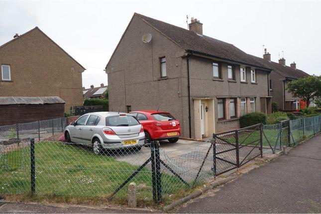 Thumbnail Semi-detached house for sale in Grange Crescent East, Prestonpans