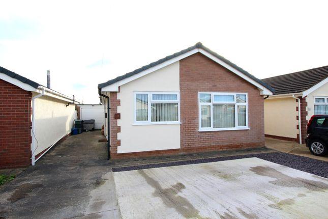 2 bed bungalow for sale in Lon Heulog, Kinmel Bay, Rhyl, Conwy LL18