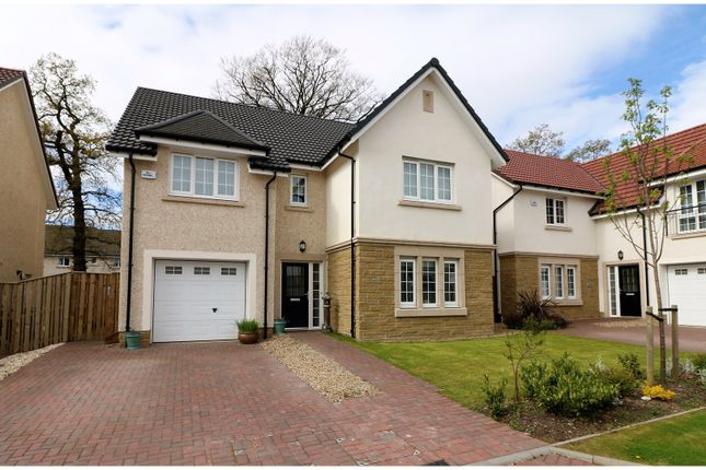 Thumbnail Detached house for sale in Leeming Drive, Falkirk