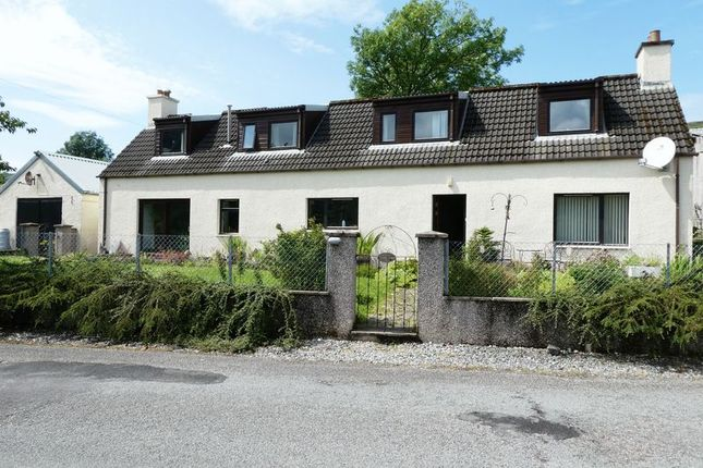 Thumbnail Detached house for sale in Lochlonghead, Dornie, Kyle