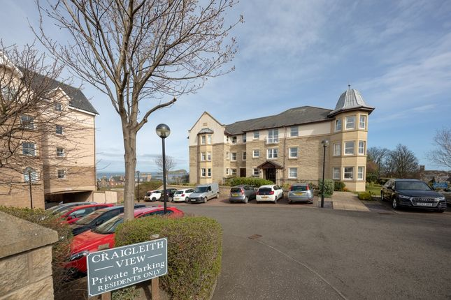 Thumbnail Flat for sale in Craigleith View, North Berwick