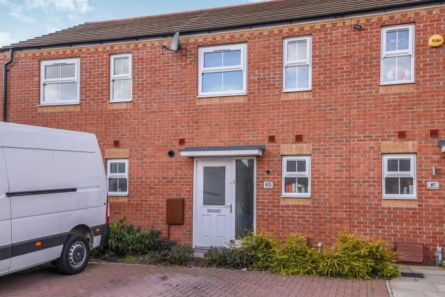 Thumbnail Terraced house for sale in Yorkshire Grove, Walsall, West Midlands