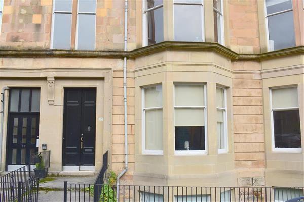 Thumbnail Flat to rent in Clouston Street, Glasgow