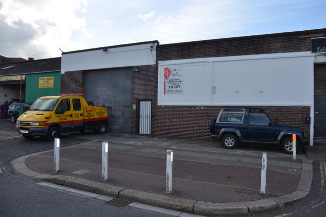 Thumbnail Warehouse to let in Barbican Approach, Plymouth