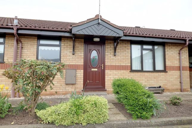 Thumbnail Bungalow for sale in Speedwell Crescent, Scunthorpe