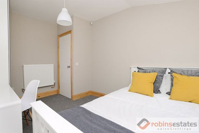 Bedroom of Swenson Avenue, Nottingham NG7