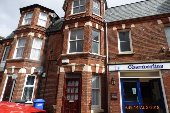 Thumbnail Terraced house to rent in Beach Road, Lowestoft