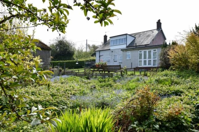 Thumbnail Detached house for sale in Heathfield Road, Burwash Common, Etchingham, East Sussex