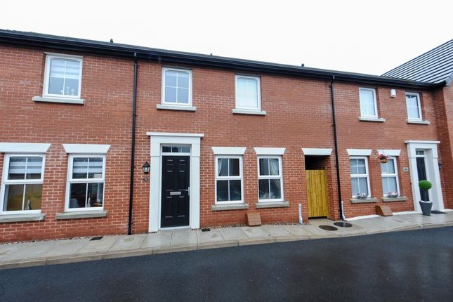 Thumbnail Terraced house for sale in Kinross Avenue, Stormont, Belfast