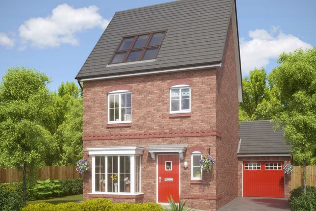 Thumbnail Detached house for sale in Manchester Road, Walkden, Manchester, Greater Manchester