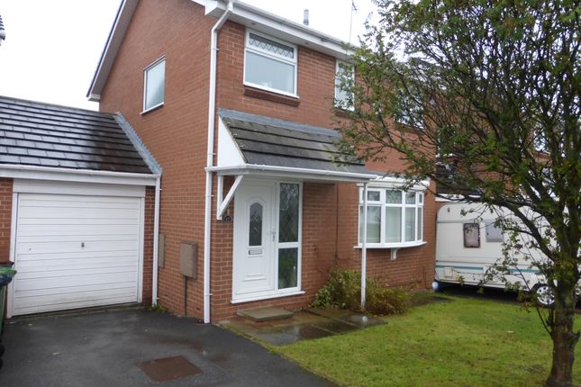 Thumbnail Detached house to rent in Cragston Close, Hartlepool