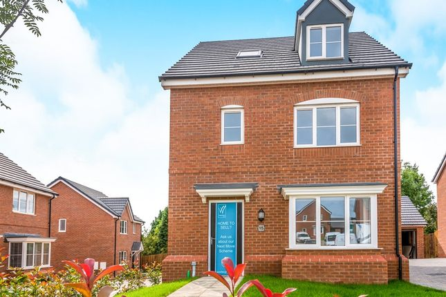 Thumbnail Detached house for sale in Leicester Road, Melton Mowbray