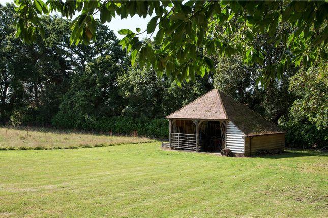 Garden of London Road, Watersfield, Pulborough, West Sussex RH20