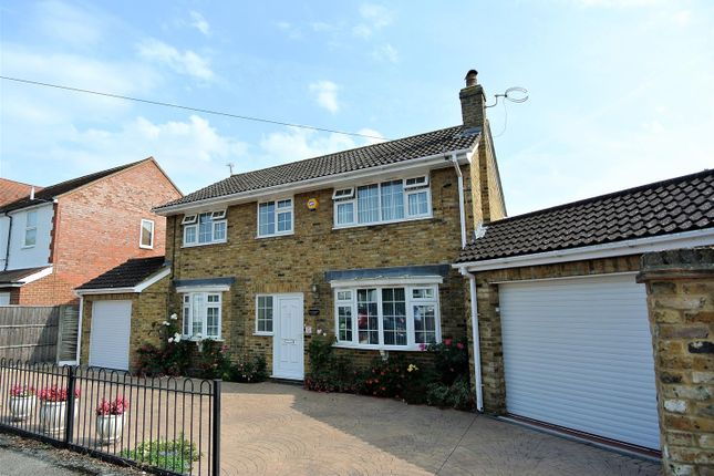Thumbnail Detached house for sale in Ford Road, Ashford