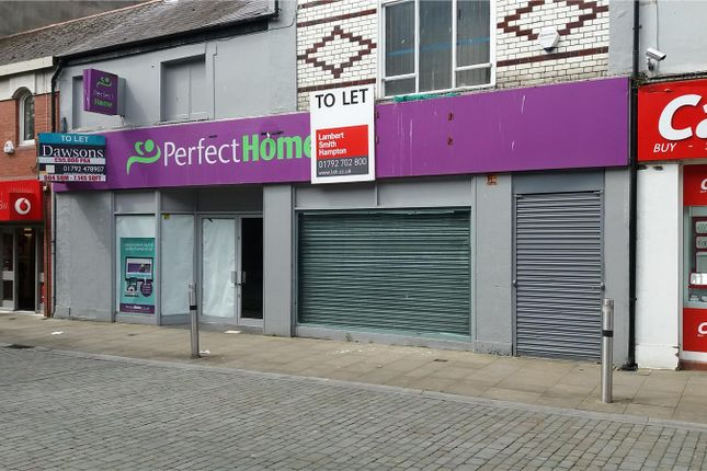 Thumbnail Retail premises to let in 5-6 Union Street Union Street, Swansea, Swansea