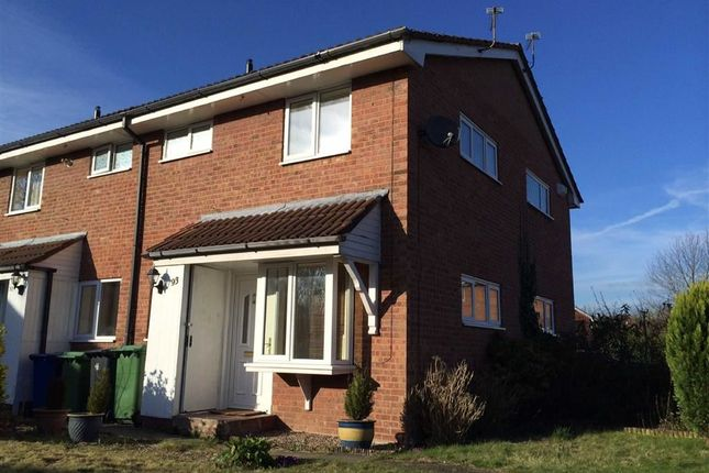 Thumbnail Semi-detached house to rent in Mansfield Close, Oakwood, Warrington, Cheshire