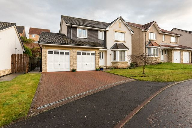 Thumbnail Detached house for sale in Challum Place, Broughty Ferry, Dundee, Angus