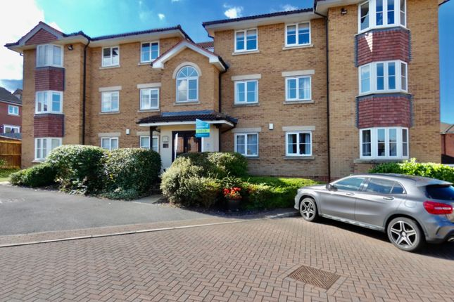2 bed flat for sale in Falconer Way, Treeton, Rotherham S60