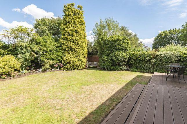 Garden View of Windlesham, Surrey GU20