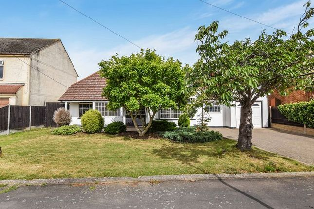 Thumbnail Detached bungalow for sale in Branksome Avenue, Stanford-Le-Hope