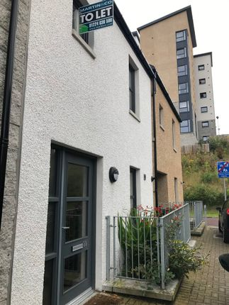 Thumbnail Semi-detached house to rent in Crosier Walk, Aberdeen