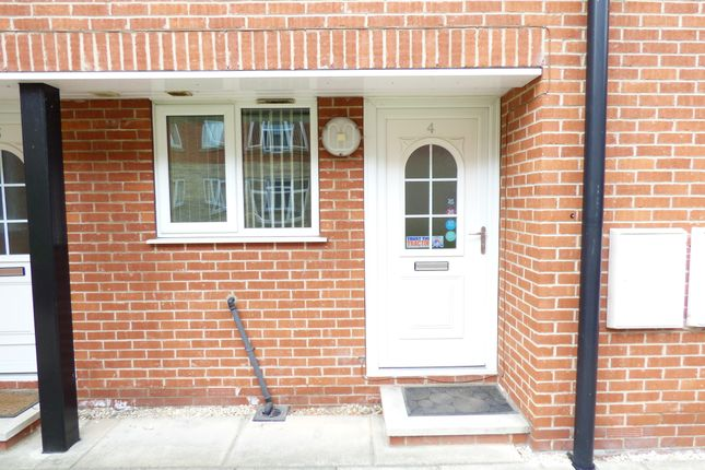 Thumbnail Flat to rent in North Baileygate, Pontefract