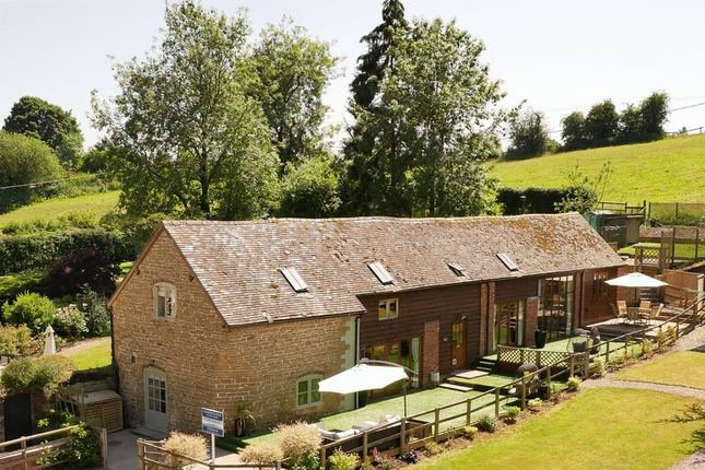 Thumbnail Detached house for sale in Bourton, Much Wenlock