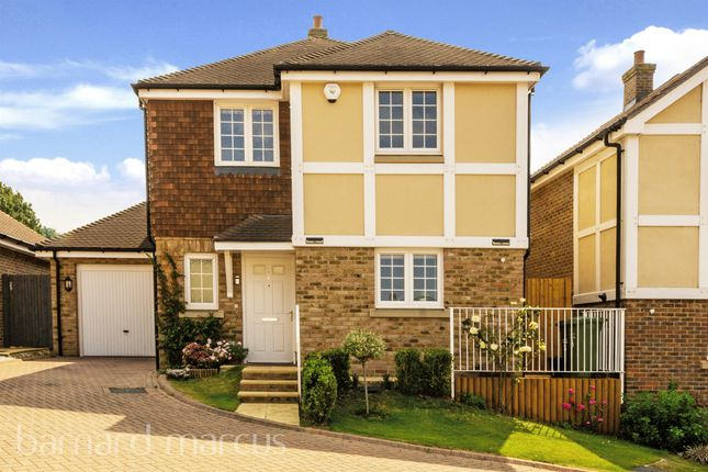 Thumbnail Detached house for sale in Anmer Close, Tadworth