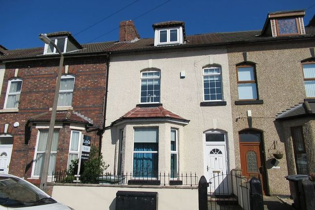 Thumbnail Studio to rent in Room To Rent In House Share, Rudgrave Square, Wallasey