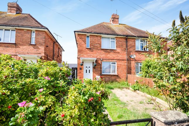2 bed semi-detached house for sale in Roseveare Road, Eastbourne