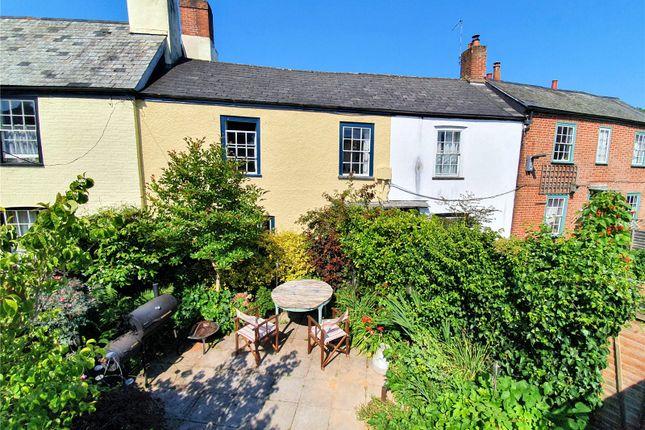 Terraced house for sale in Bridge Terrace, Tiverton, Devon