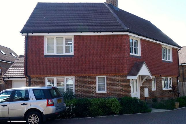 Thumbnail Detached house for sale in 7 Cobham Field, Five Ash Down, Uckfield, East Sussex