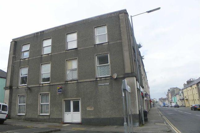 Flat for sale in Laws Street, Pembroke Dock