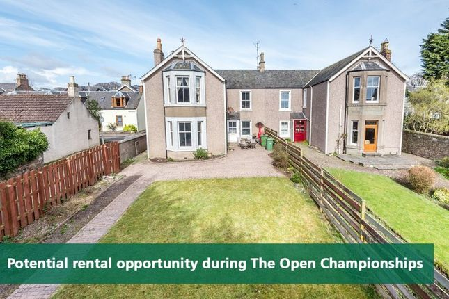 Thumbnail Semi-detached house for sale in Lochty Street, Carnoustie, Angus