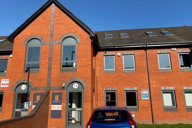 Thumbnail Office to let in 16 Centre Court, Treforest Industrial Estate, Rhondda Cynon Taff