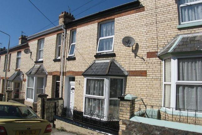 Thumbnail Property to rent in Clifton Street, Bideford, Devon